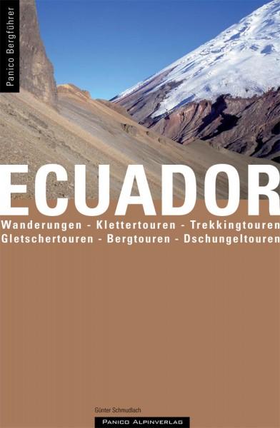 Bergführer ECUADOR von Günter Schmudlach