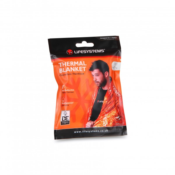 Thermo-Rettungsdecke Lifesystems Thermal Blanket