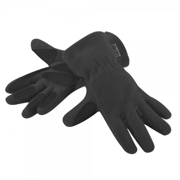 liod TUMAN Warme Fingerhandschuhe aus Polypropylen-Fleece