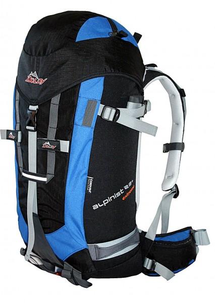 Tourenrucksack Doldy Alpinist Extreme 28+ blue