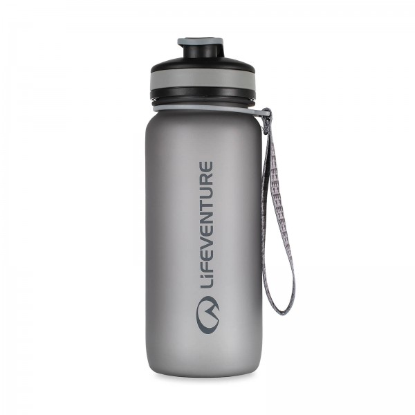 Trinkflasche Lifeventure Tritan Bottle graphite