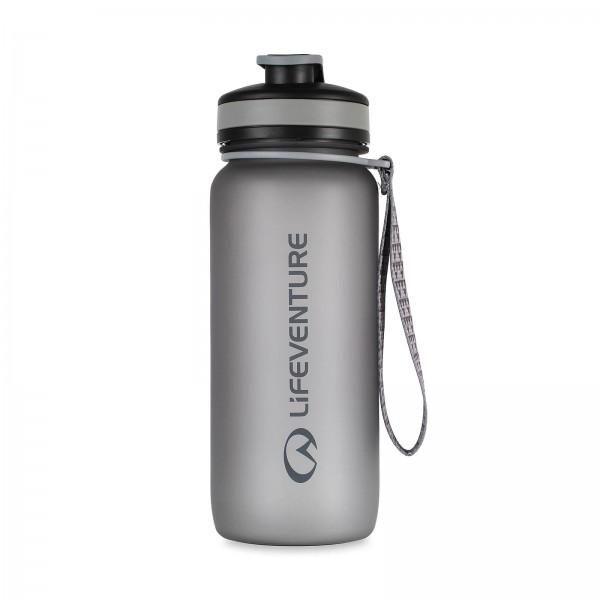 Trinkflasche Lifeventure Tritan Bottle graphite