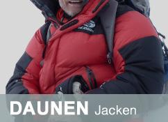promo code 393a3 d2a8a Hochwertige Daunenjacken und Daunenoveralls für Expeditionen ...