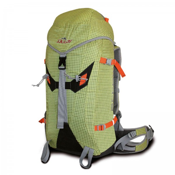 ourenrucksack ultraleicht Doldy Arrow 42 Light checkered green