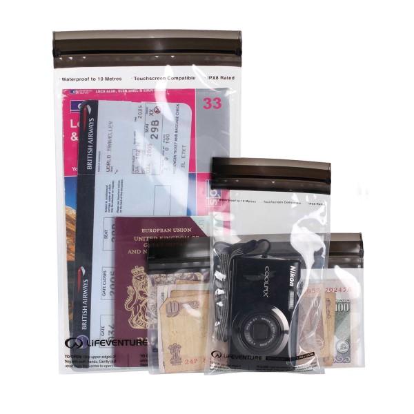Lifeventure Loc-Top Storage Bags für Wertsachen