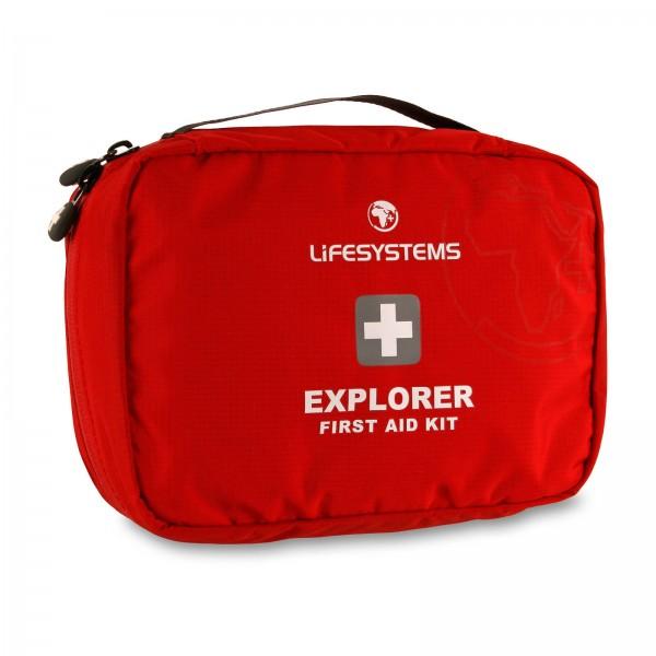 Erste-Hilfe-Tasche Lifesystems Explorer First Aid Kit