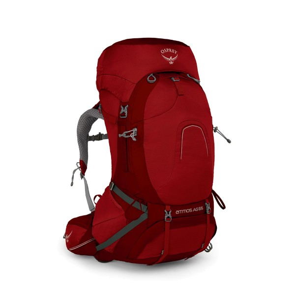 Opsrey Atmos 65 rigby red