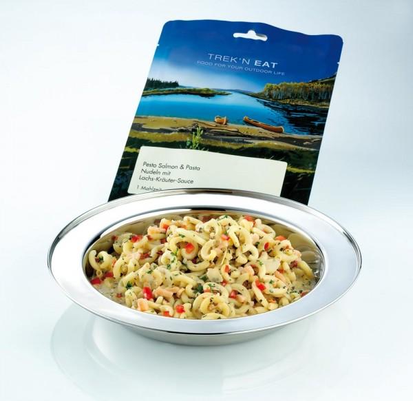 Trek'n Eat Lachspesto mit Pasta Trekkingericht, Expeditionsnahrung