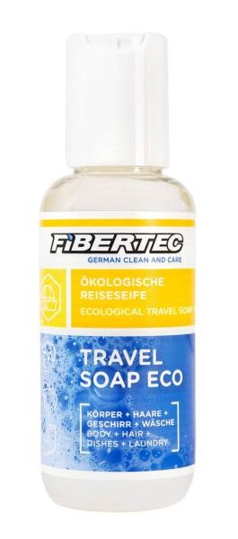 Fibertec Travel Soap Eco 100ml Outdoor-Seife / Reiseseife