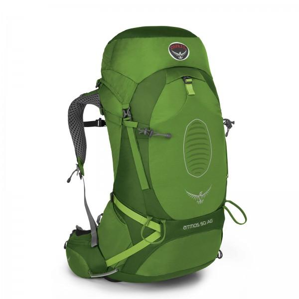Herren-Trekkingrucksack Osprey ATMOS AG 50 absinthe green