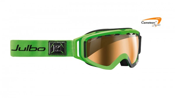 Ski- und Expeditionsbrille Julbo ORBITER Cameleon green