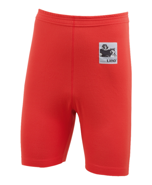 Liod Kodiak warme Shorts rot