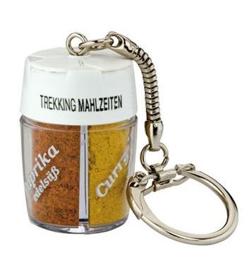 Trek'n Eat Mini-Gewürzstreuer mit Schlüsselanhänger