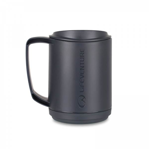 Iso-Becher Lifeventure Ellipse Insulated Mug graphite