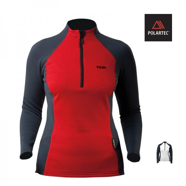 Polartec Powerstretch Pullover Tilak Serak Women