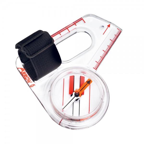 Suunto ARROW-6 Daumenkompass für Orientierungslauf, Rogaining und Abenteuerlauf