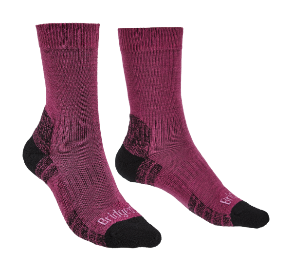 Trekkingsocken Bridgedale Hile Lightweight Merino Performance