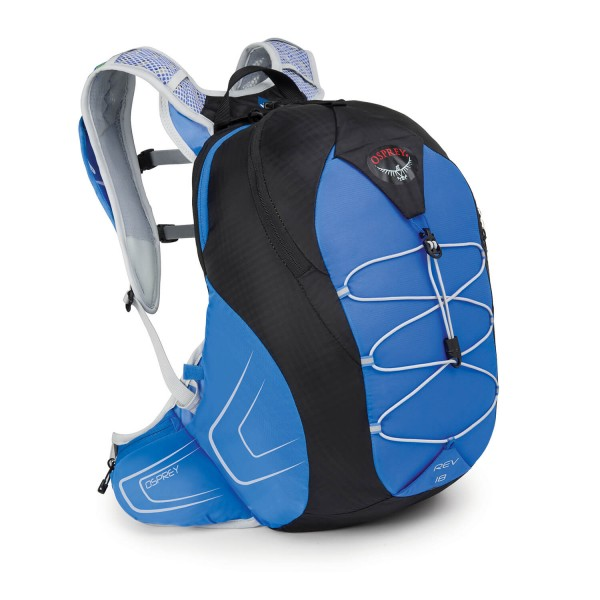 Trailrunningrucksack Osprey REV 18  bolt blue