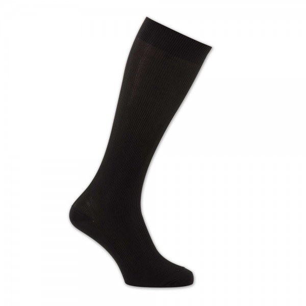 Liod Warmfoot 31 Kniestrumpf black