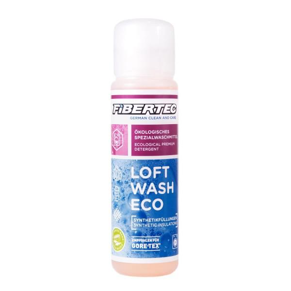 Fibertec Loft Wash Eco Spezialwaschmittel für Synthetikisolationsfüllungen