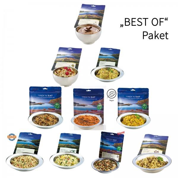 """Trek'n Eat """"Best of"""" Paket"""