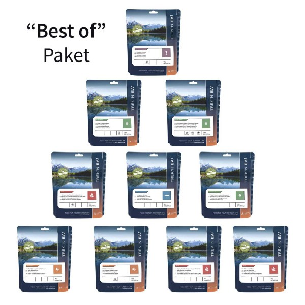 "Trek'n Eat ""Best of trek'n Eat"" - Paket"