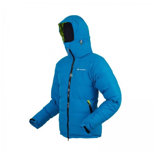 Sir Joseph SPIRE blue Alpin-Daunenjacke