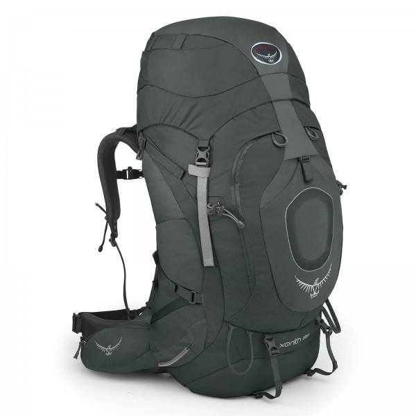 Expeditionsrucksack Osprey Xenith 88  graphite grey