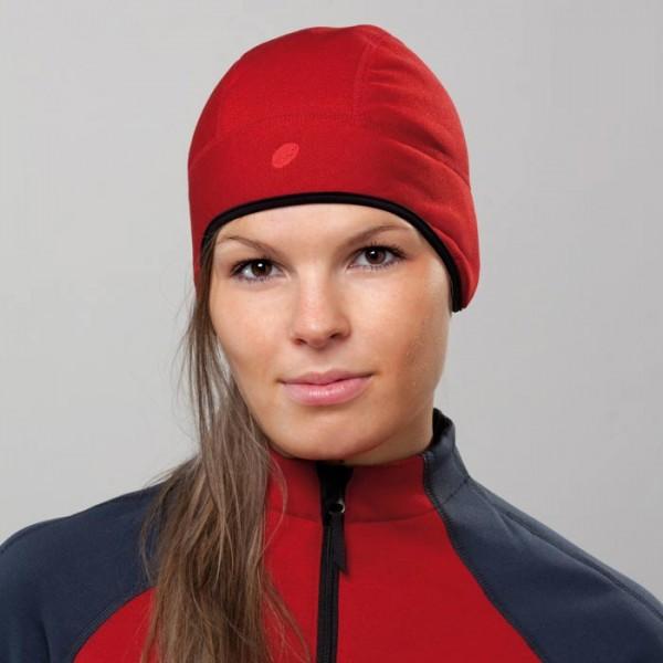 Tilak Helmet Cap rot - Unterhelmmütze