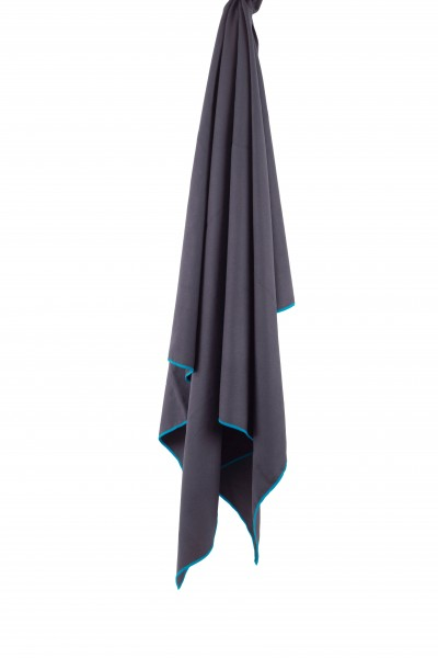 Lifeventure SoftFibre Lite Trek Towel grey