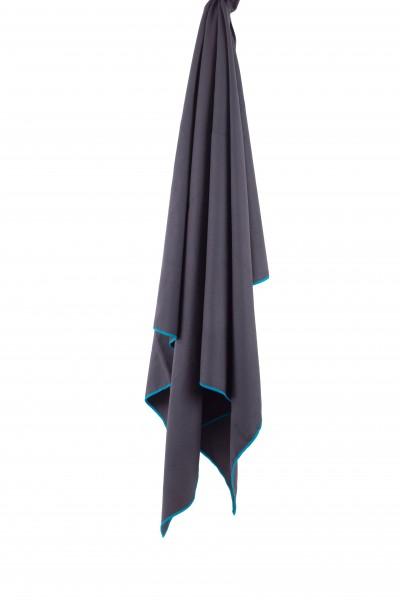 Lifeventure SoftFibre Lite Trek Towel grey