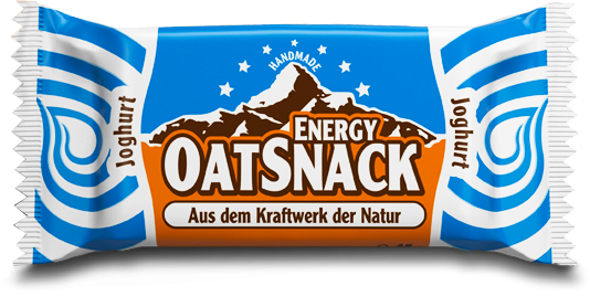 Haferflocken-Enerieriegel Energy OatSnack Joghurt Bild 1