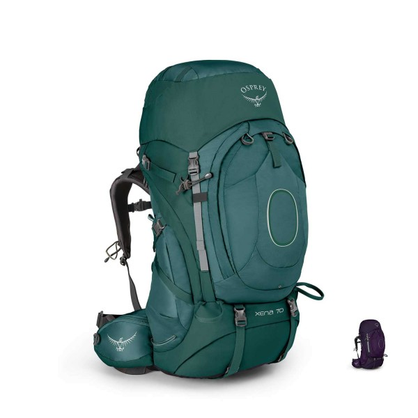 Damen-Expeditionsrucksack Osprey XENA 70