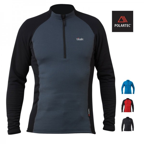 Tilak SERAK MEN Polartec Powerstretch Pullover