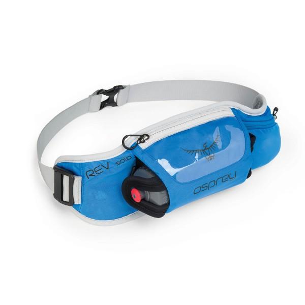 Osprey REV SOLO bolt blue Laufhüftgurt mit Trinkflasche